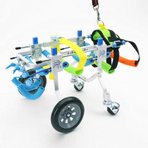 4 Wheel Dog Wheelchairs